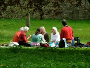Open dag gaialogie in Giessenburg