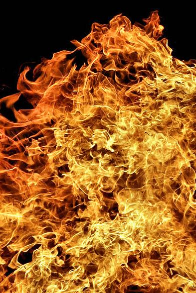 innerlijke vuur