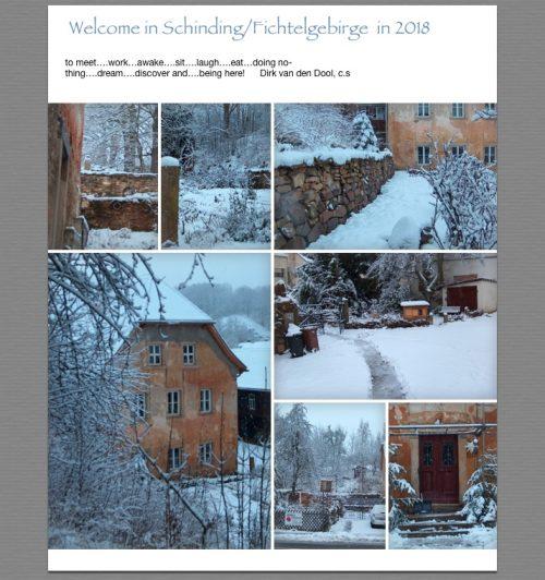 activiteiten winter 2018 / 2019