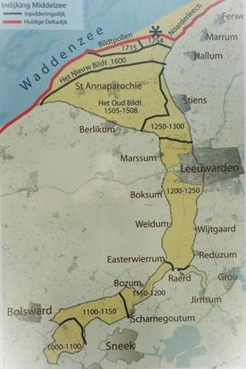 Middelzee Friesland